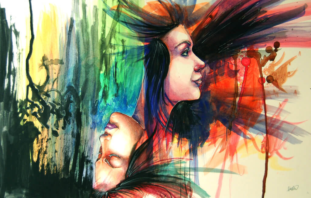 Bipolar Disorder: The Spiral of Manic Depression